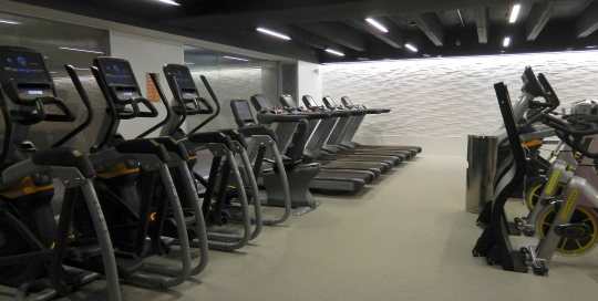Fitness center design risher companies for 3000 sq ft gym layout